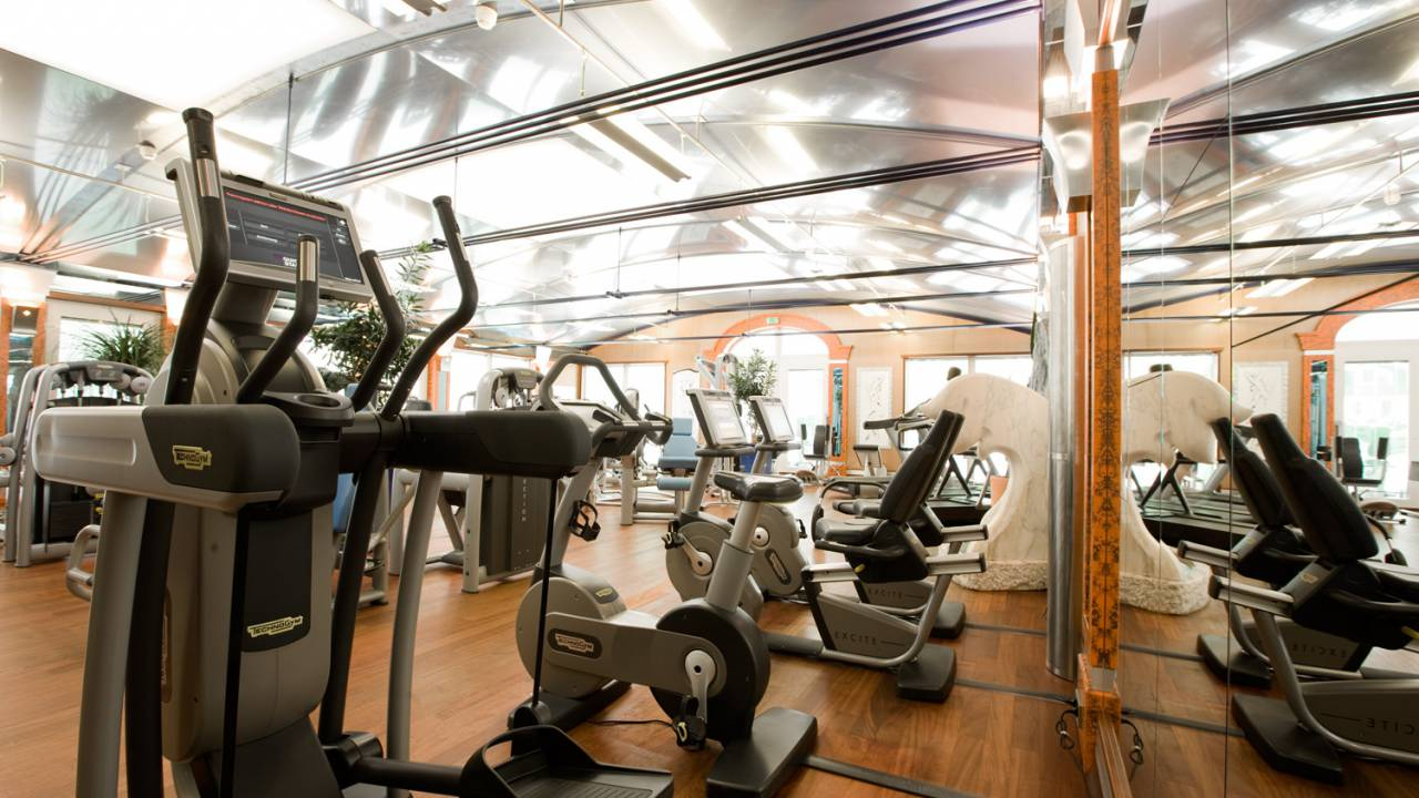 Rosenalp Fitness-Center