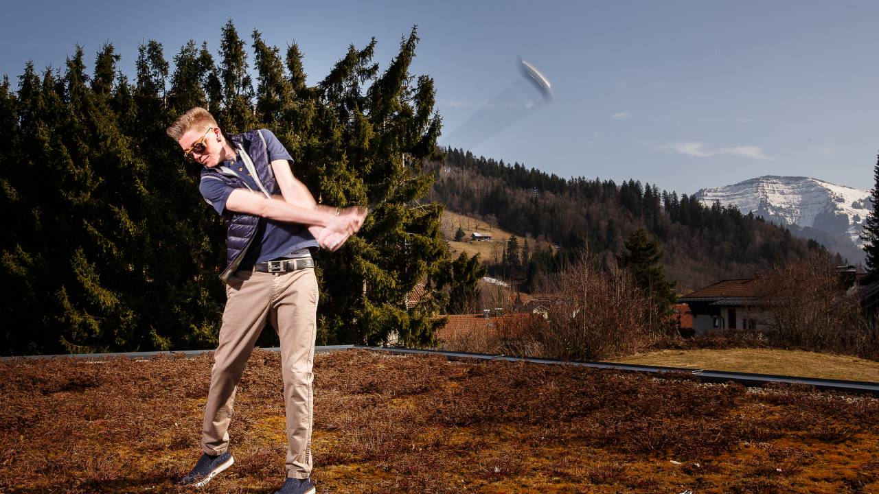 A great game: the golfer's paradise in Oberstaufen